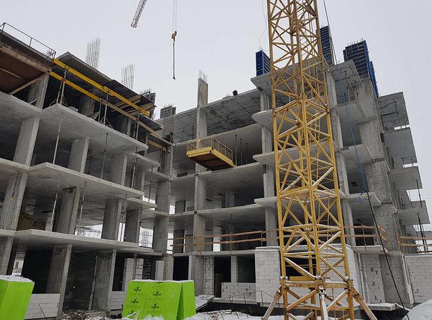 ЖК Зіркова Вежа ход строительства фото 93845