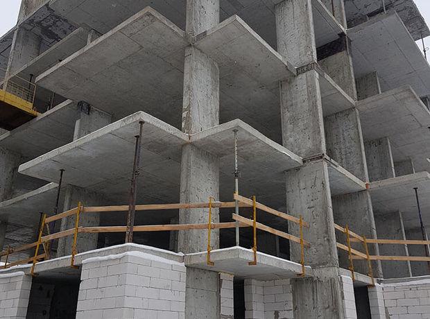 ЖК Зіркова Вежа ход строительства фото 93846