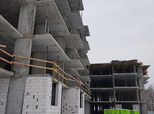 ЖК Зіркова Вежа ход строительства фото 93848