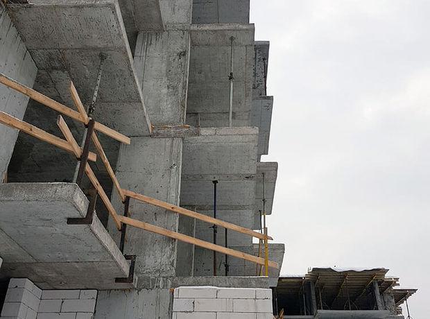 ЖК Зіркова Вежа ход строительства фото 93850
