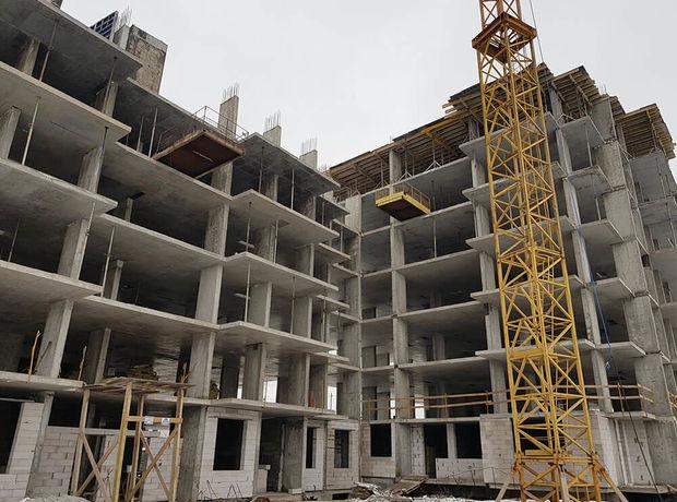 ЖК Зіркова Вежа ход строительства фото 93862