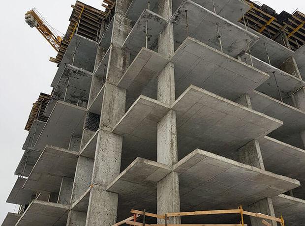 ЖК Зіркова Вежа ход строительства фото 93864