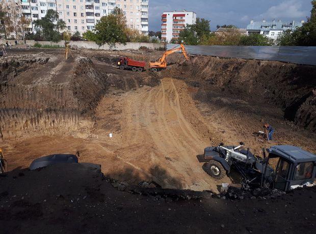 ЖК по ул. Лучаковского-Троллейбусная ход строительства фото 121568