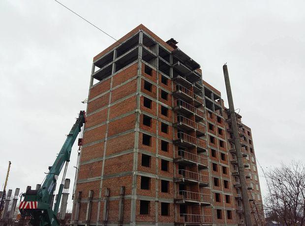 ЖК по вул. 3-й мікрорайон 8 хід будівництва фото 23466