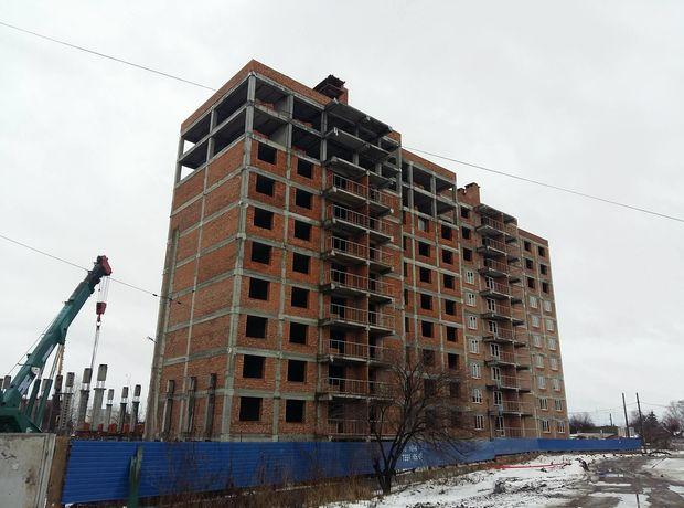 ЖК по вул. 3-й мікрорайон 8 хід будівництва фото 23467