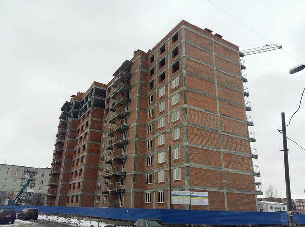 ЖК по вул. 3-й мікрорайон 8 хід будівництва фото 23468
