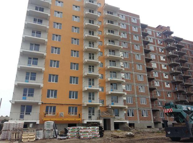 ЖК по вул. 3-й мікрорайон 8 хід будівництва фото 58819