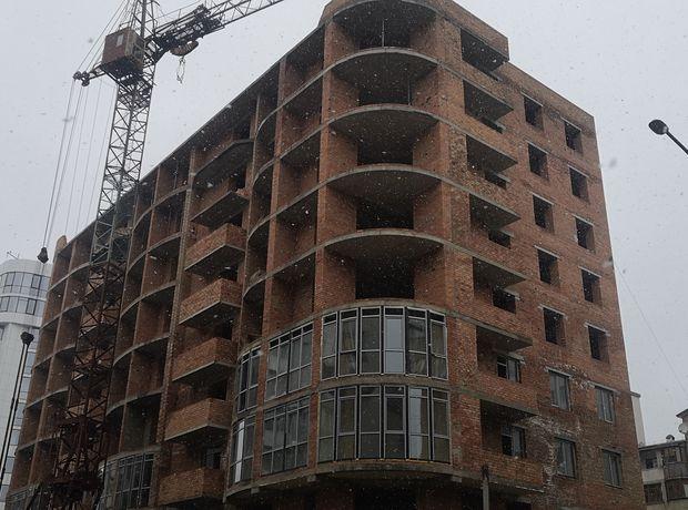 ЖК по вул. П. Орлика 7 хід будівництва фото 239971