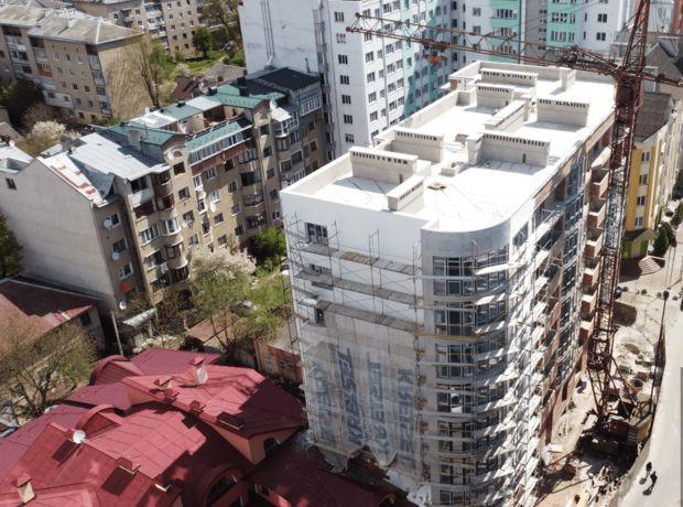 ЖК по вул. П. Орлика 7 хід будівництва фото 261483