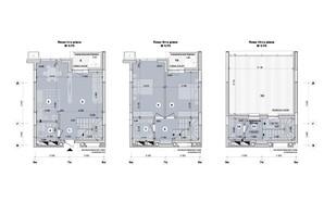 ЖК ул. Евгена Маланюка (Сагайдака), 101: планировка 3-комнатной квартиры 98.74 м²