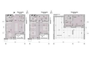 ЖК ул. Евгена Маланюка (Сагайдака), 101: планировка 3-комнатной квартиры 122.61 м²