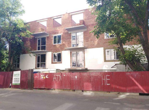 ЖК ул. Николайчука/переулок Сквозной ход строительства фото 181212