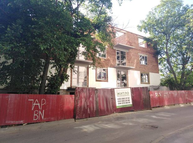 ЖК ул. Николайчука/переулок Сквозной ход строительства фото 181213