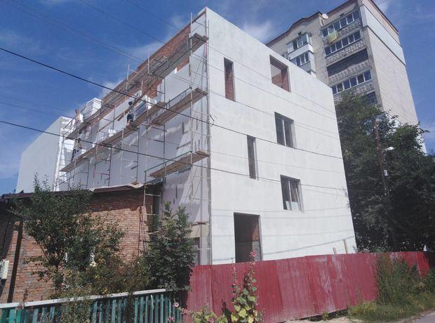 ЖК ул. Николайчука/переулок Сквозной ход строительства фото 186833