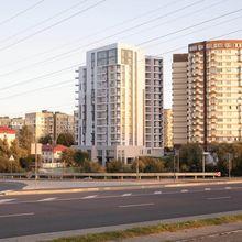 ЖК вул. Бережанська