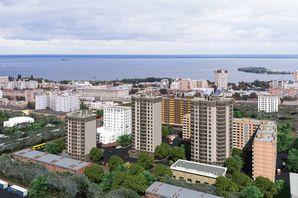 ЖК вул. Смілянська, 52, 54, 56