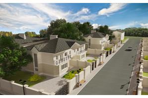 ЖМ Дайберг: планування 3-кімнатної квартири 150 м²