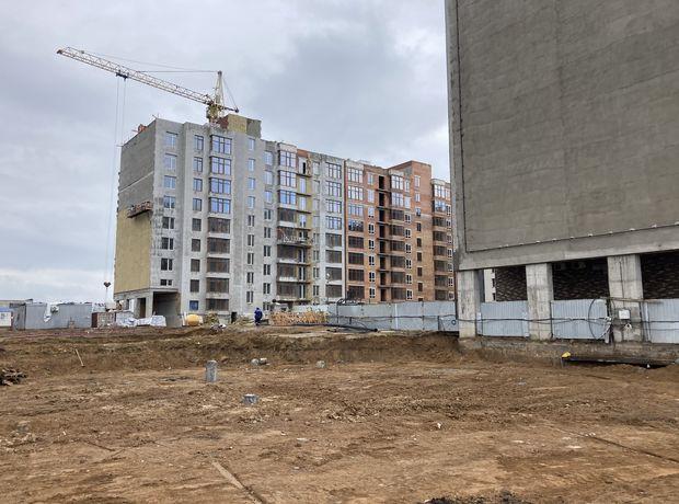 ЖР Сади Рів'єри хід будівництва фото 240528
