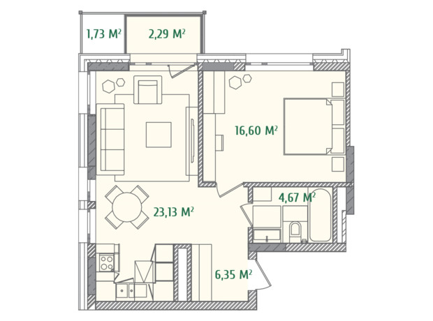 ЖК Illinsky House