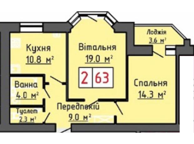 ЖК Волошковий дім