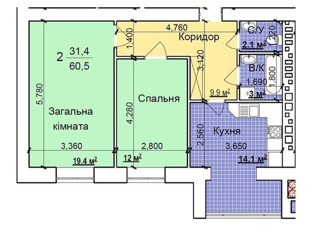 ЖК Сімейний квартал