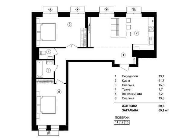 ЖК One House