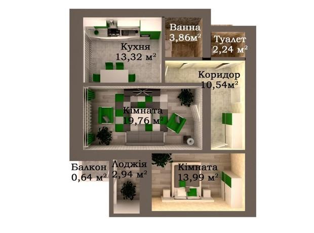 ЖК Caramel Residence (Карамель Резиденс)