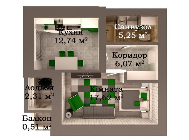 ЖК Caramel Residence