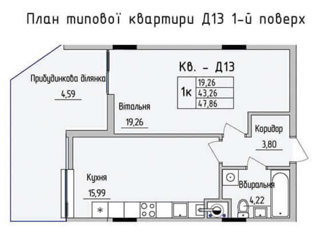 ЖК Стрыйская-Научная ІІІ