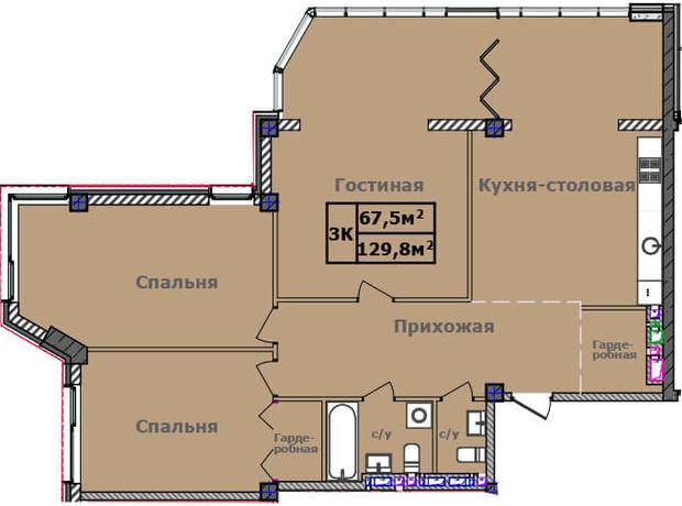 ЖК Comfort City Рибінський