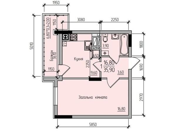 ЖК Comfort Hall