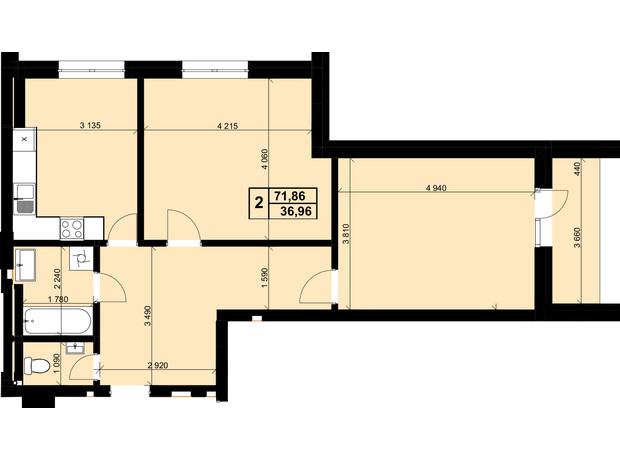 ЖК Resident Hall