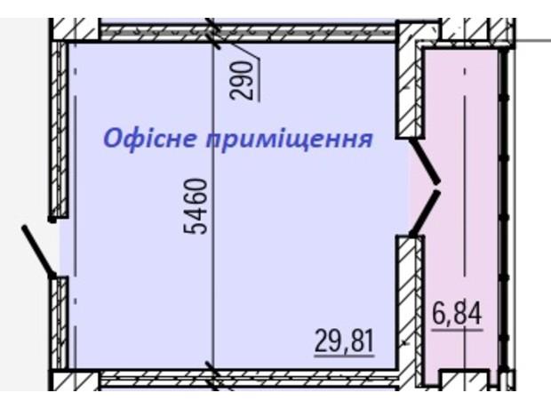 ТРЦ і БЦ Акварель