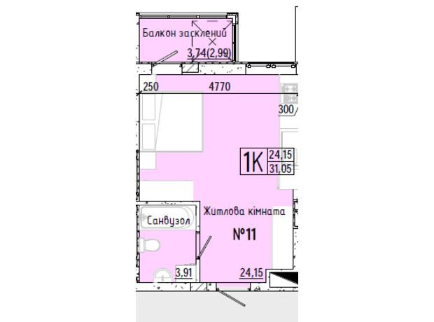 ЖК Акварель 7