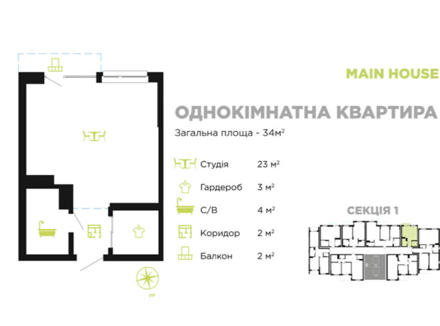 ЖК Main House