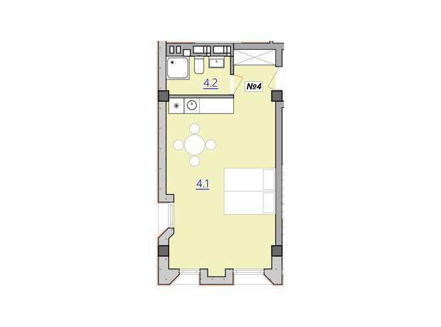 Апарт-комплекс «Кампус»