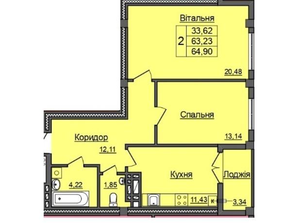 Продаж квартир в Івано-Франківську ул. Хмельницкого Богдана