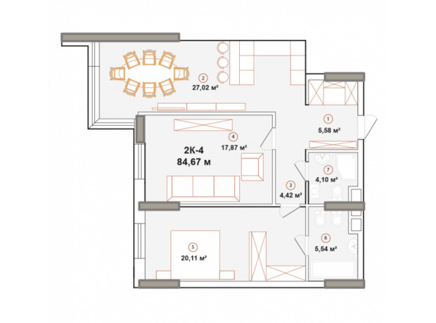ЖК Edelweiss House