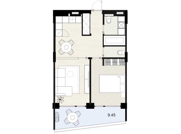 Апарт-комплекс Primorsky Residence