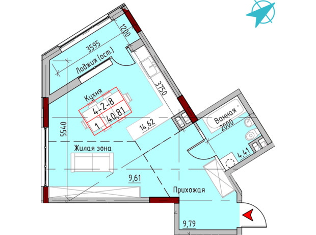ЖК Marinist residence