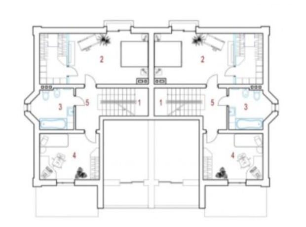 КМ New Cottage Residence