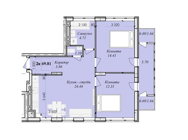 ЖК Excellent House