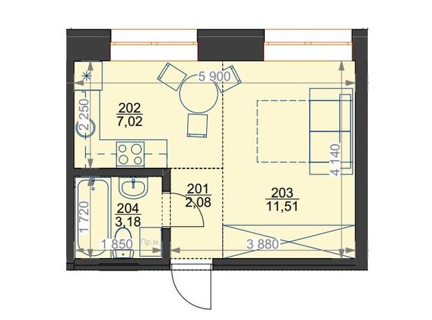 ЖК Home smart house
