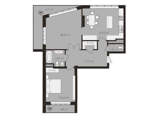 ЖК Perfect Loft 47