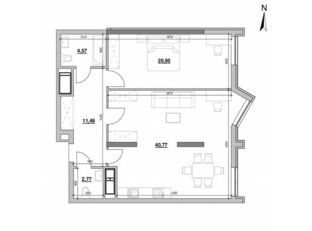 ЖК Nordica Residence