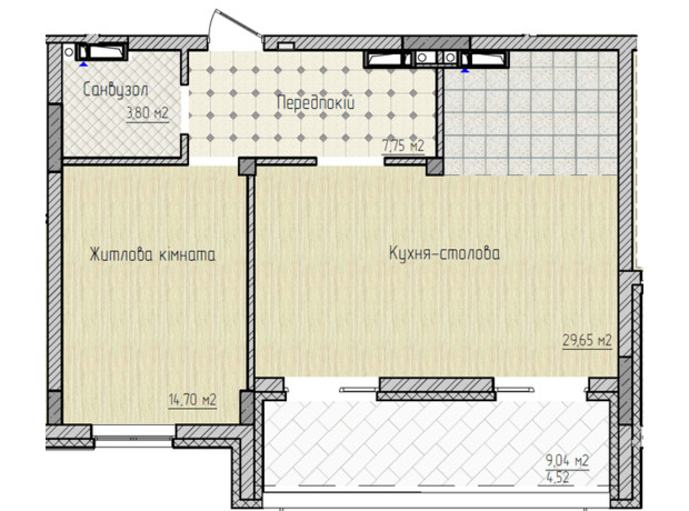 ЖК Акварелі 2