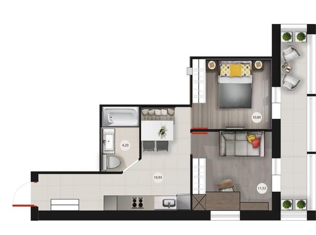 ЖК Сhurchill House