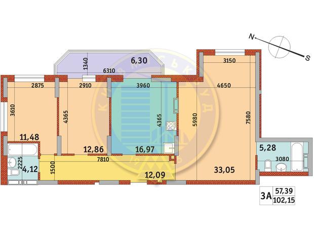 Апарт-комплекс Електриків