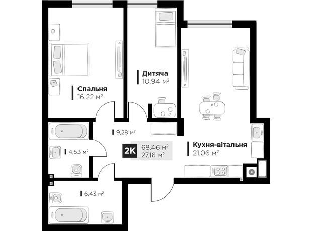 ЖК FEEL HOUSE