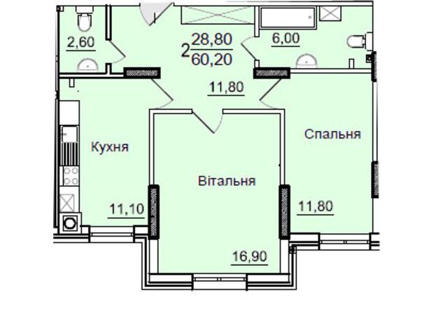 ЖК Буковинський